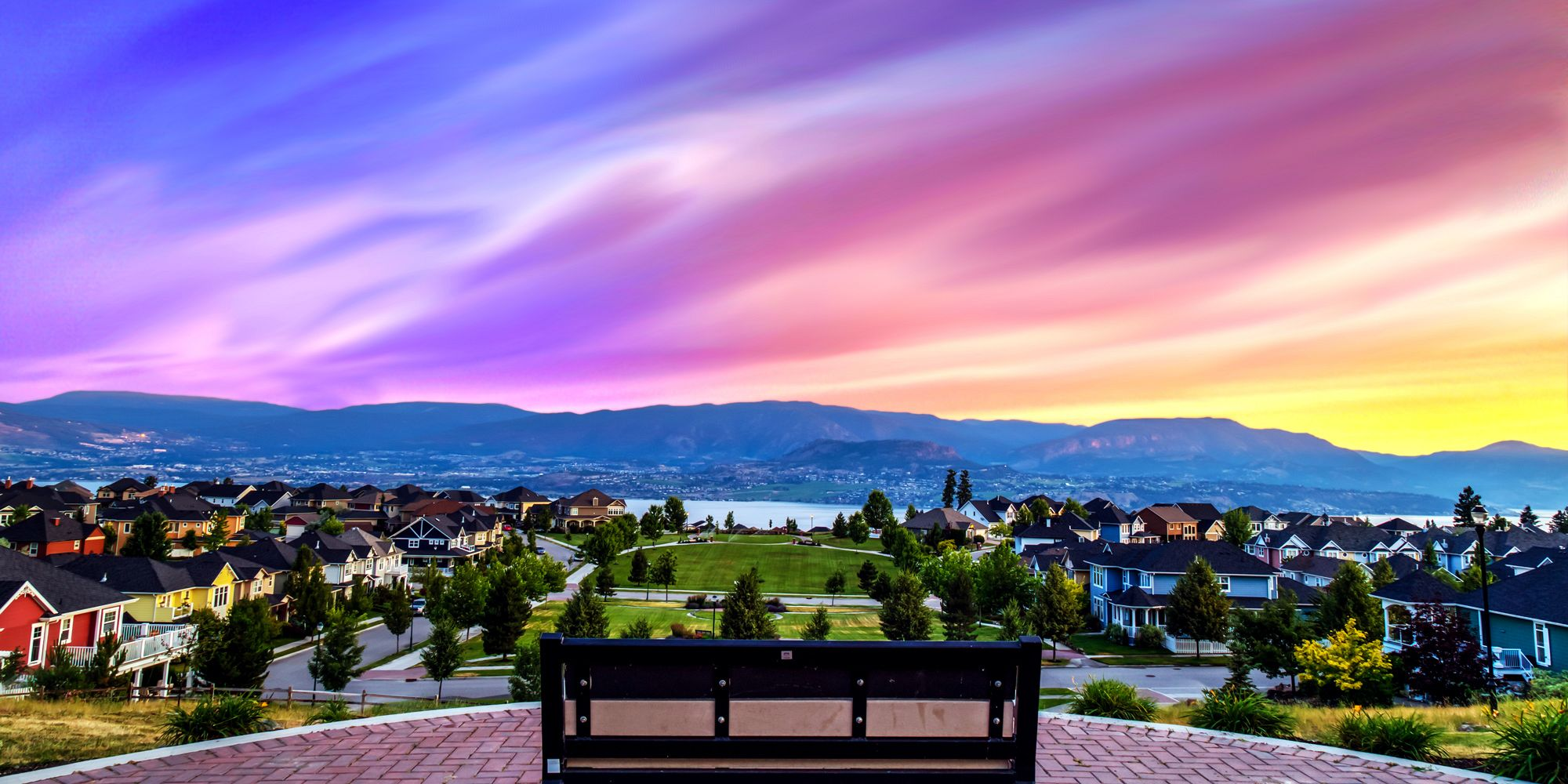 Kelowna's Iconic Community