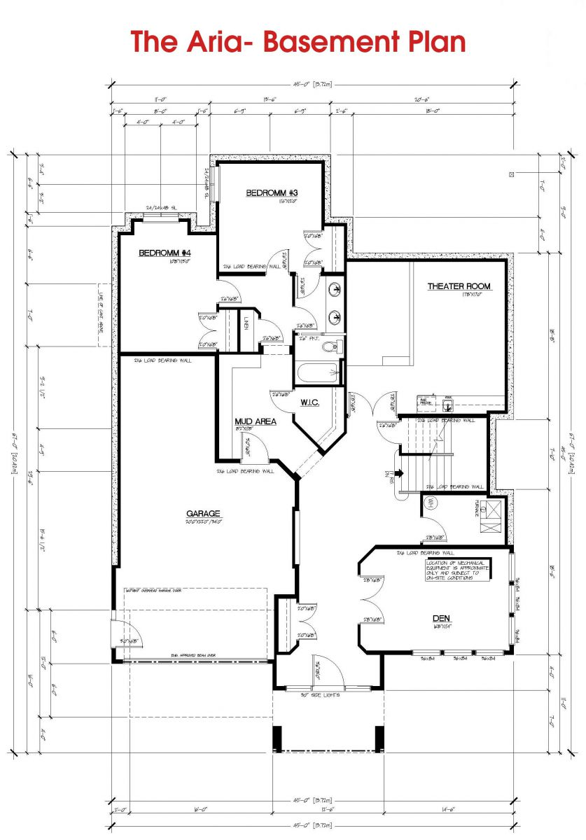 100 Cost Efficient Floor Plans Country Style House