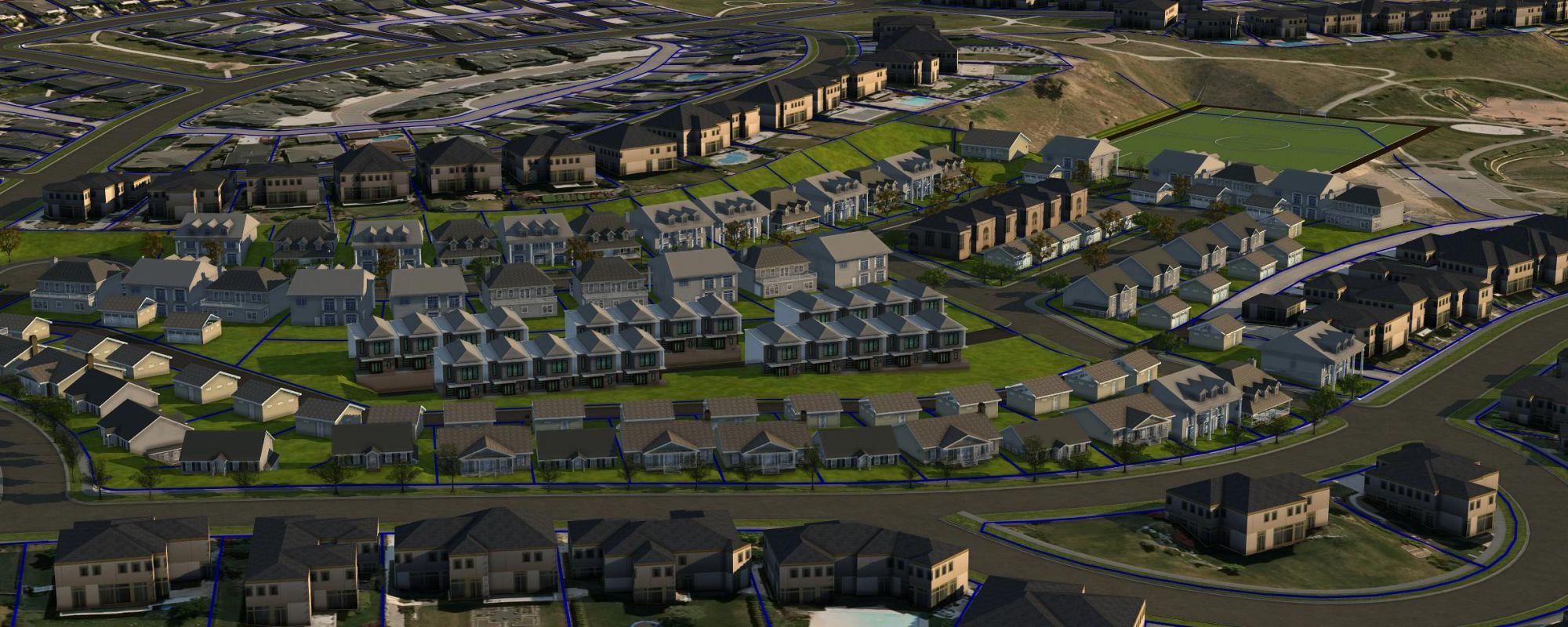 Background Property Developments : Property background